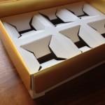 【製作事例】箱の中枠を試作
