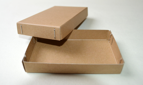 【製作事例】ステッチャー留め 簡易・機械箱