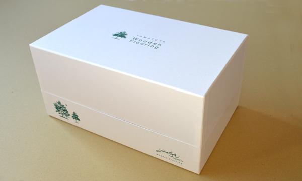 木材カットサンプル箱