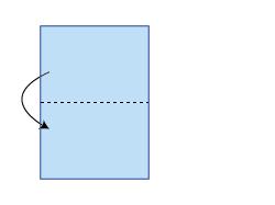箱の折り方 手順2