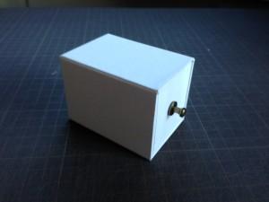 引き出し式 貼箱1