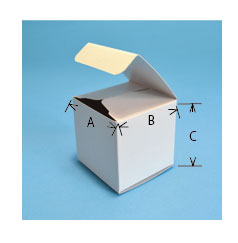 紙箱の寸法指定1