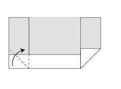 封筒の折り方4