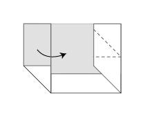 封筒の折り方5