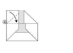 封筒の折り方6