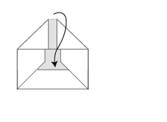 封筒の折り方7