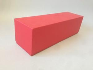 側面が開く変形貼箱1