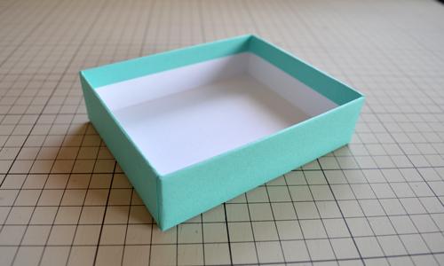 ハート 折り紙 紙の箱の折り方 : packsm.jp