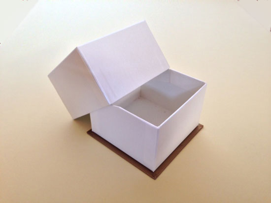 soko-daisil 底板貼箱