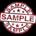 紙箱のサンプルと製品の差