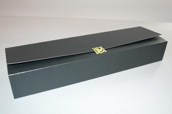 【製作事例】折るだけ 簡単な紙箱