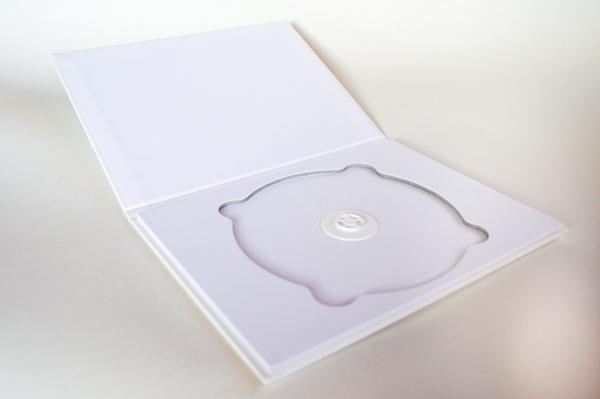 紙製CD・DVDディスクケース