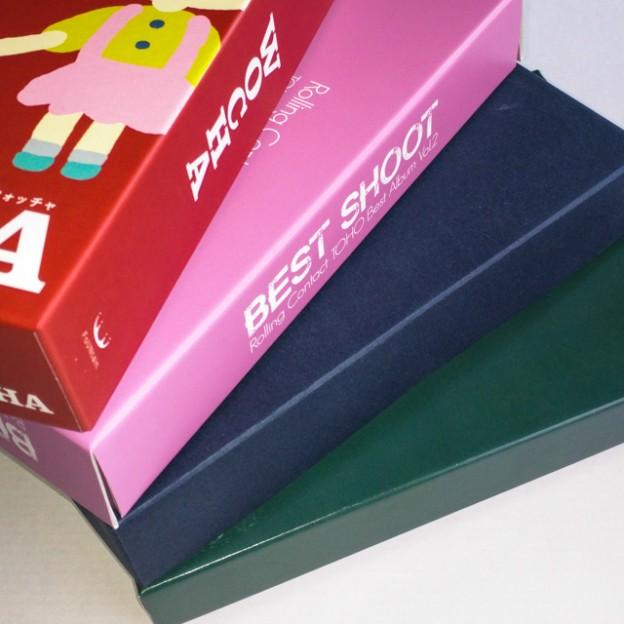 特色印刷の貼箱
