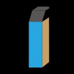 【キャラメル箱のデータ制作】紙箱のデザインデータ制作と塗り足し