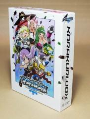 カードケーム、ボードゲーム紙箱(印刷+マットPP貼りの貼箱)