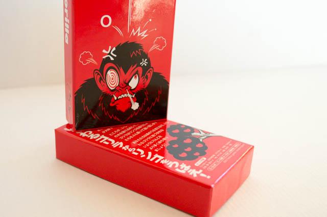 リンゴリラ 貼箱4