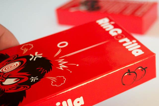 リンゴリラ 貼箱5
