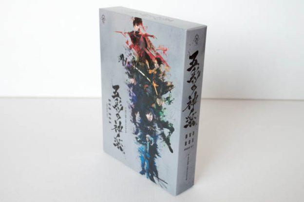 DVD用の小口折りブックケース1