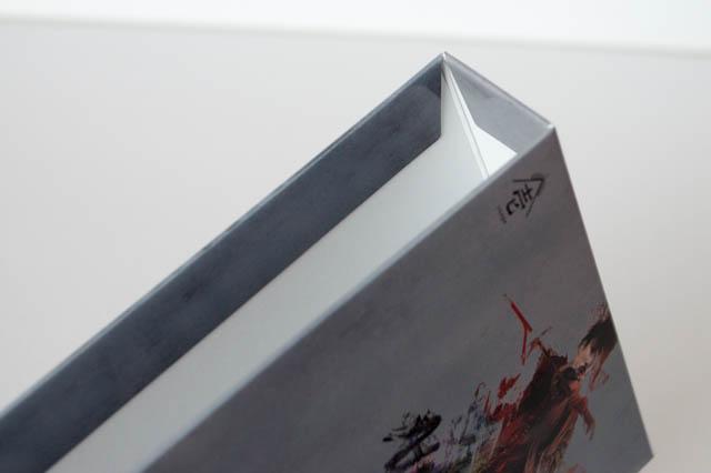 DVD用の小口折りブックケース3